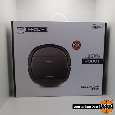 Ecovacs Deebot Ozmo Slim 10 Robotstofzuiger | Nieuw in Doos
