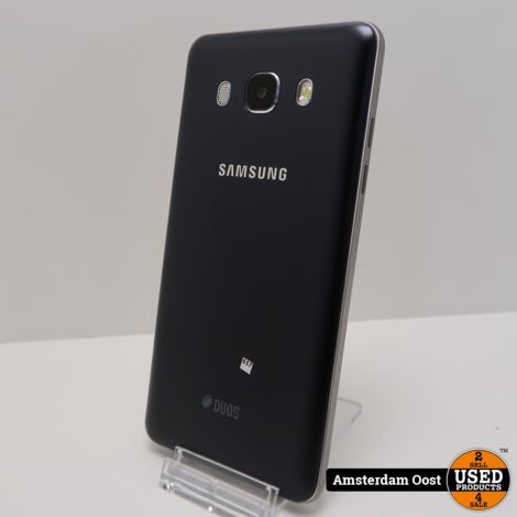 Samsung Galaxy J5 2016 16GB Zwart