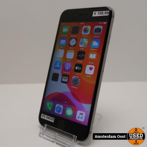 iPhone 6S 64GB Grey | In nette staat