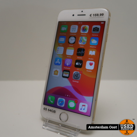 iPhone 6S 64GB Gold | In Nette Staat