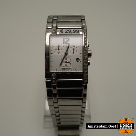 ESPRIT 805-ALL horloge | In Redelijke Staat