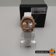 Guess W1098L5 Dames Horloge + Bon   Nette staat
