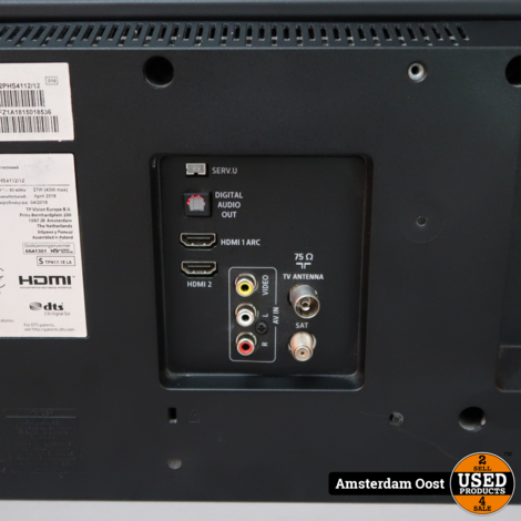 Philips 32phs4112/12 32-inch LCD TV