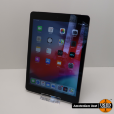 iPad Air 1 16GB 4G+Wifi Space Gray   in Nette Staat