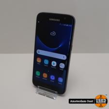 Samsung Galaxy S7 32GB Black   in Nette Staat