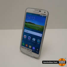 Samsung Galaxy S5 16GB 4G+ White | in Prima Staat
