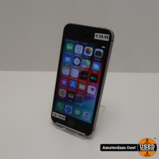 iPhone 5S 16GB Space Gray   in Zeer Nette Staat