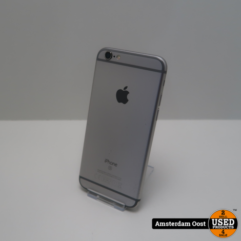 iPhone 6S 32GB Space Gray   in Nette Staat