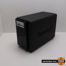 Synology Diskstation DS213+ 2x 3TB HDD | in Nette Staat