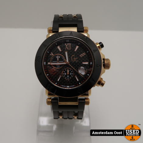 Guess Collection GC 47000G Herenhorloge   in Redelijke Staat