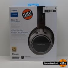 Anker Soundcore Space NC Wireless Headset Black   Nieuw in Seal