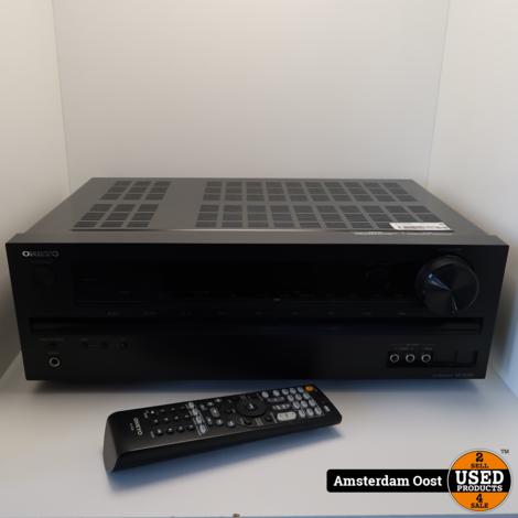 Onkyo HT-R390 5.1 Home Cinema Versterker met HDMI   in Nette Staat
