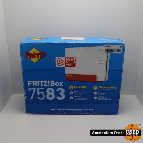 AVM FritzBox 7583 Router | Nieuw in Doos