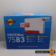 AVM FritzBox 7583 Router   Nieuw in Doos