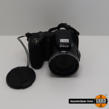 Nikon Coolpix L820 16MP Compact Camera | in Prima Staat