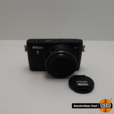 Nikon 1 S2 10mm 15MP Compact Camera | in Nette Staat