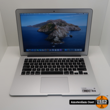 Apple Macbook Air 13 Early 2014 i5/4GB/256GB SSD | in Prima Staat