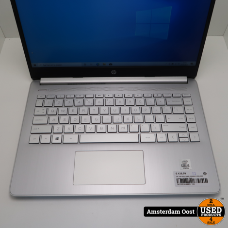 HP 14S-DQ1130ND i5/8GB/512GB SSD Laptop | in Nette Staat