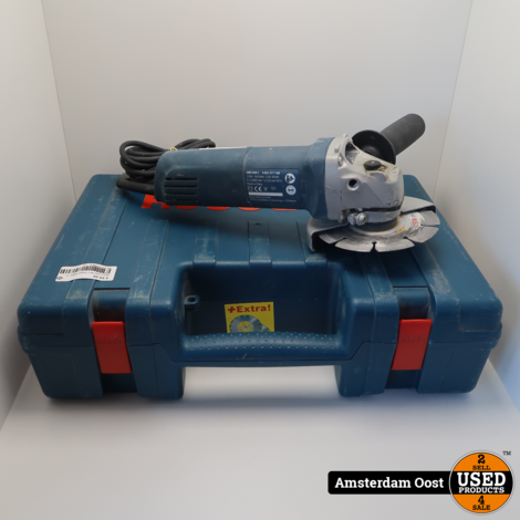Bosch GWS 850 C Haakse Slijper | in Prima Staat