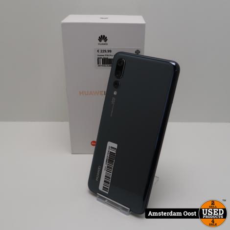 Huawei P20 Pro 128GB Black   in Nette Staat