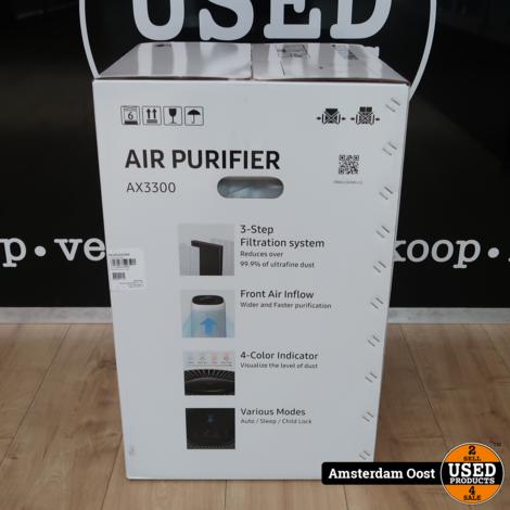Samsung AX3300 Air Purifier | Nieuw in Doos