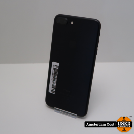iPhone 7 Plus 32GB Black | in Redelijke Staat