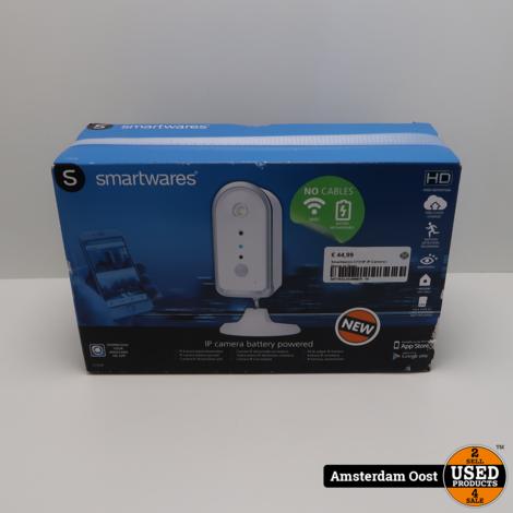 Smartwares C731IP IP Camera   Nieuw in Doos