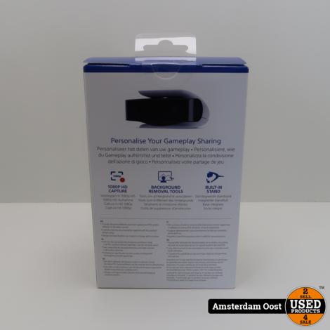 Sony Playstation 5 HD Camera | Nieuw in Doos