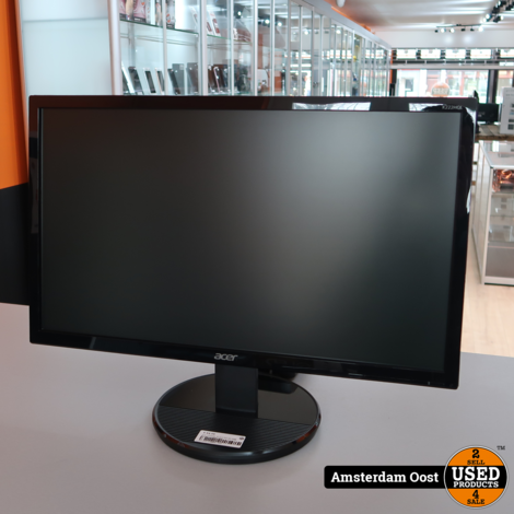 Acer K222HQL 22 inch Full HD HDMI Monitor | in Nette Staat