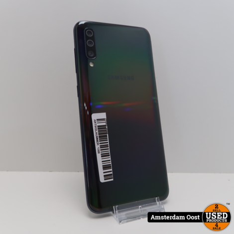 Samsung Galaxy A50 128GB Black | in Prima Staat