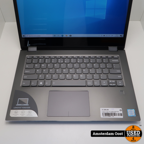 Lenovo Yoga 520 i3/4GB/128GB SSD Touch Laptop   in Nette Staat