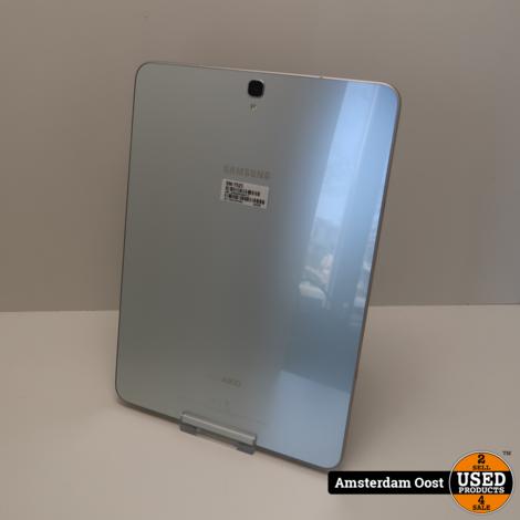 Samsung Galaxy Tab S3 32GB 4G+Wifi Silver | met Book Cover Keyboard