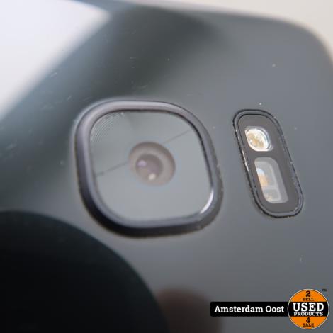 Samsung Galaxy S7 32GB Black   in Redelijke Staat