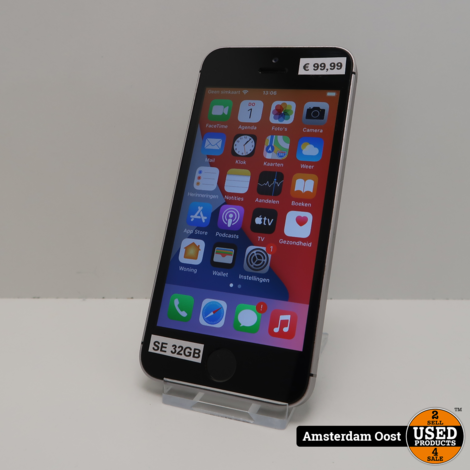 iPhone SE 32GB Space Gray | in Prima Staat
