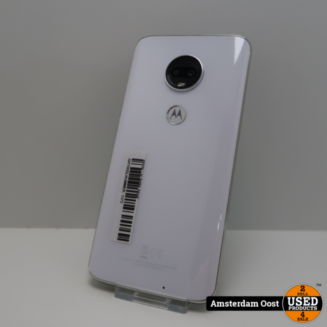 Motorola Moto G7 64GB Dual-Sim White | in Nette Staat