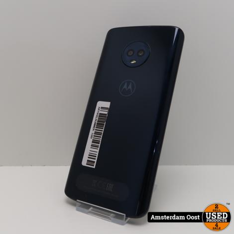 Motorola Moto G6 32GB Black Dual-Sim   in Nette Staat