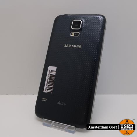 Samsung Galaxy S5 16GB 4G+ Black | in Redelijke Staat