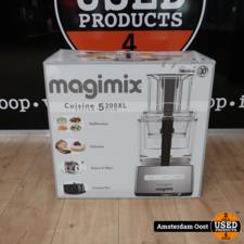 MagiMix Cuisine 5200 XL White | Nieuw in doos