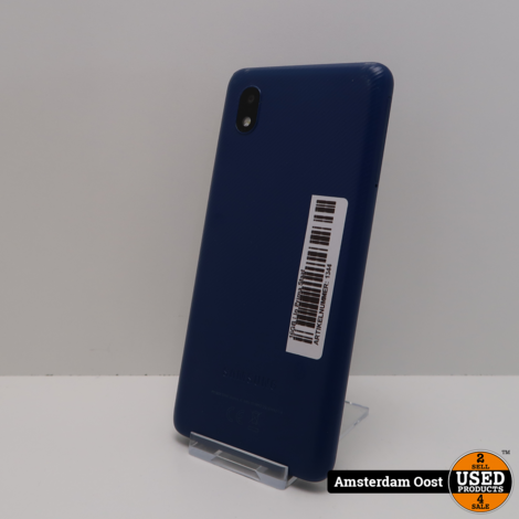 Samsung Galaxy A3 Core Blauw 16GB   In Prima Staat