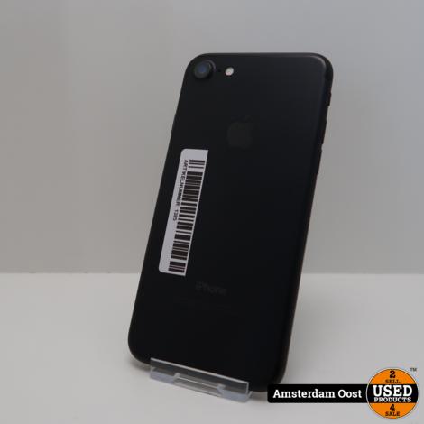 iPhone 7 32GB Black | in Nette Staat