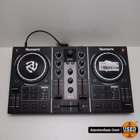 Numark Party Mix DJ Controller | in Nette Staat
