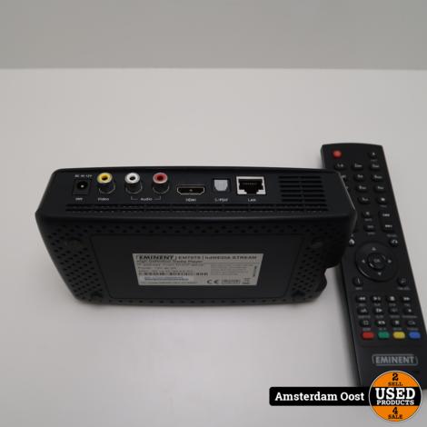 Eminent EM7075 HDMedia Stream Medispeler | in Redelijke Staat