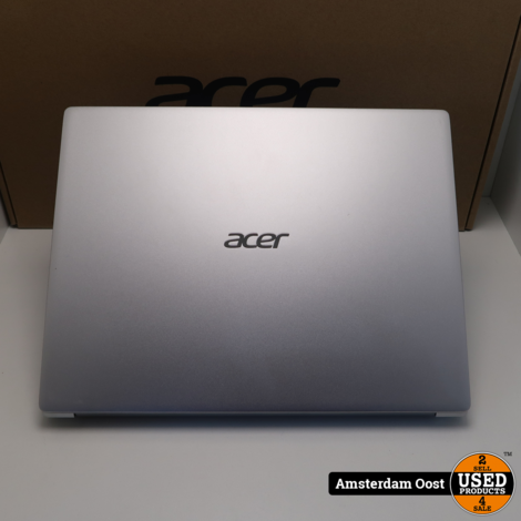 Acer Swift 3 i5/8GB/1TB SSD Laptop Sparkly Silver | in Nieuwstaat