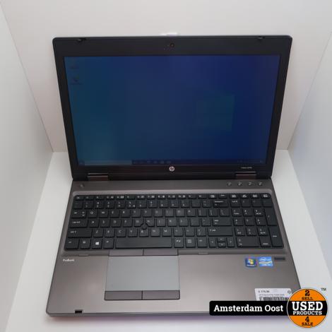 HP ProBook 6570b i5/4GB/320GB HDD Laptop | in Redelijke Staat