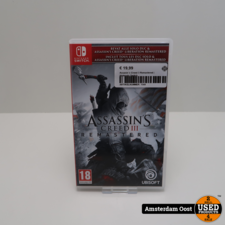 Assasin´s Creed 3 Remastered | Nintendo Switch