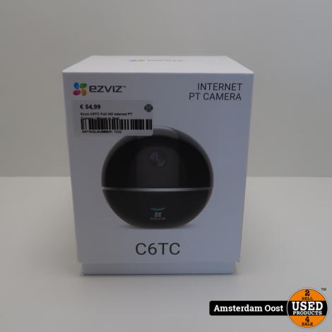 Ezviz C6TC Full HD Internet PT Camera | Nieuw in Seal