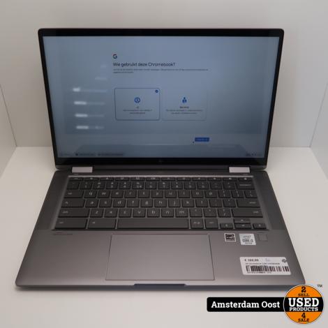 HP Chromebook X360 i3/8GB/64GB SSD Laptop | met Bon