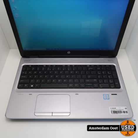 HP Probook 650 G2 i5/8GB/512GB SSD Laptop | in Prima Staat