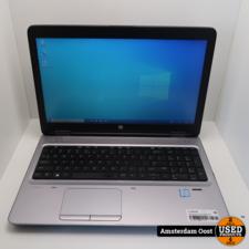 HP Probook 650 G2 i5/8GB/512GB SSD Laptop   Lichte Vlekjes in Scherm