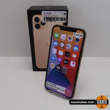 iPhone 11 Pro 64GB Gold   Oorspeaker Kraakt Licht   Geen Garantie